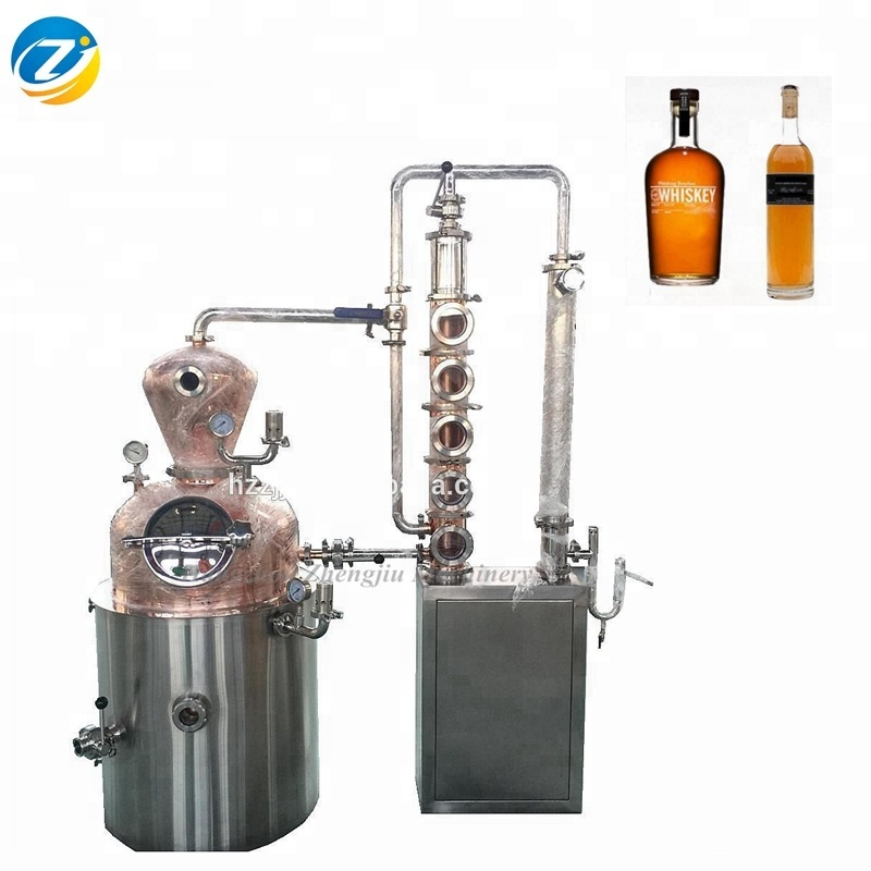 Copper Distiller